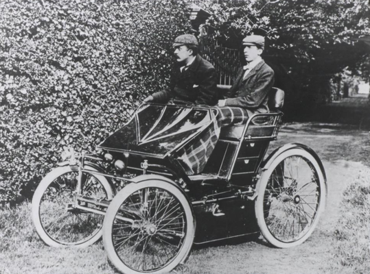 Iden Motor Car Co
